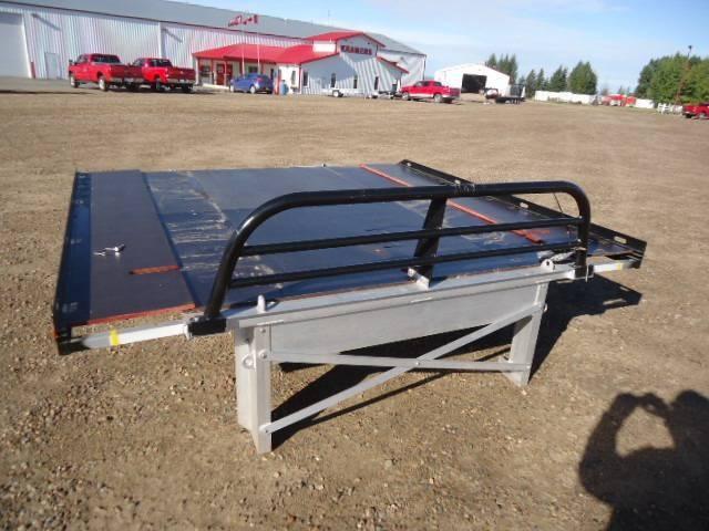 Aluminum Atv Ramps >> 2014 Denali 8' Aluminum Sled Deck- Kramer Trailer Sales