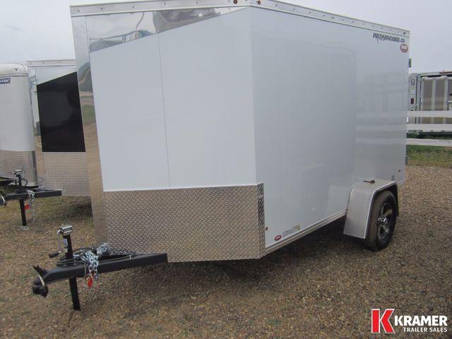 2016 Precision Cargo PC0610C 6x10 Enclosed Cargo Trailer - BARN