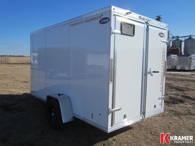 2017 Harvest Cargo HC0612C 6x12 Enclosed Cargo Trailer - BARN