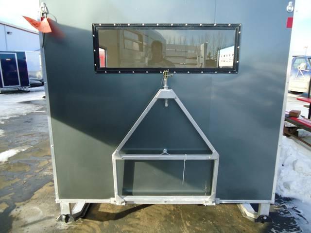 2012 Sno Pro 6 X 10 Ice Fishing Shack Kramer Trailer Sales