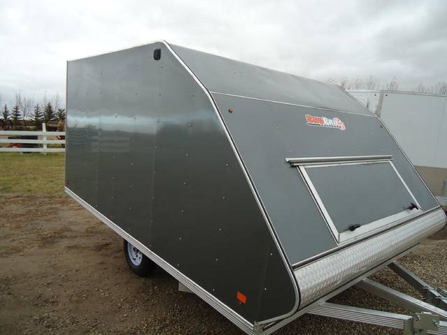 2013 Sno Pro 101 X 12 Hybrid Enclosed Trailer Kramer