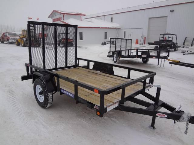 5x8 enclosed trailer home depot