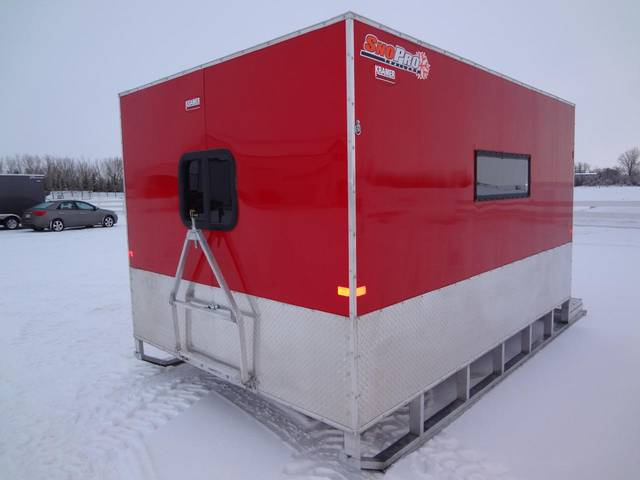 ice fishing shacks for sale in saskatchewan